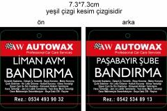 AUTOWAX BANDIRMA